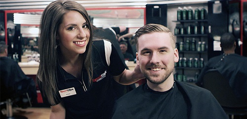 Sport Clips Haircuts of St. Petersburg ​ stylist hair cut